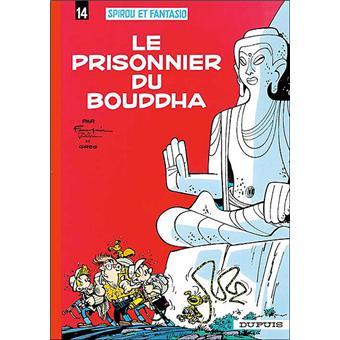 Spirou et FantasioLe Prisonnier du Bouddha
