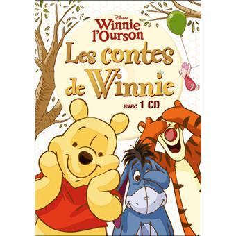 Winnie L Ourson Livre Avec Un Cd Audio Winnie Histoires D Amitie