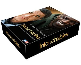 Intouchables - Coffret Collector 2 DVD + Blu-Ray