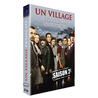 Un village françaisUn village français Saison 2 Coffret DVD