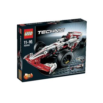 lego technic 42000 la voiture de f1 lego achat prix fnac. Black Bedroom Furniture Sets. Home Design Ideas
