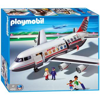 Playmobil Passagers Playmobil Avion 4310 Commandant 4310 Passagers Commandant dCBrexoW