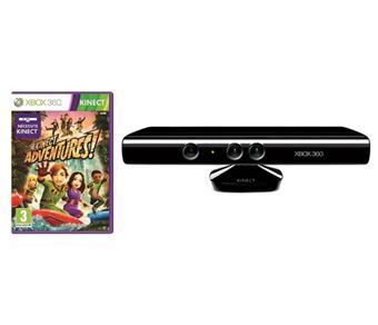 Kinect + jeu Kinect Adventures Microsoft pour Xbox 360
