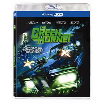 The Green Hornet - Blu-Ray - Version 3D