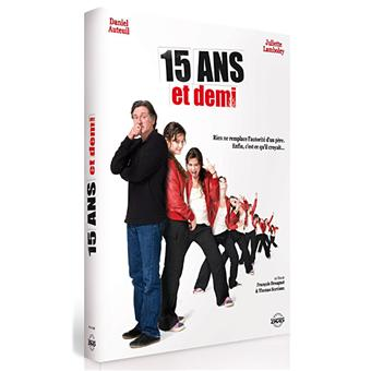 15 ans et demi DVD