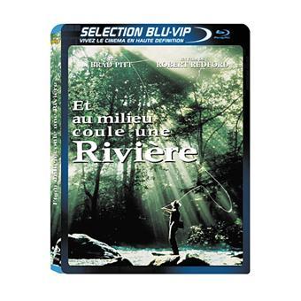 Et au milieu coule une rivière - Combo Blu-Ray + DVD