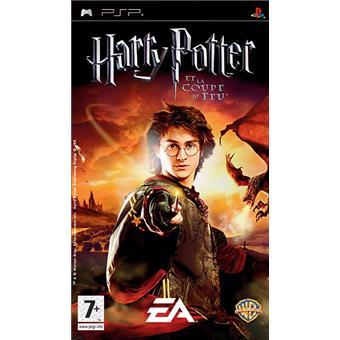 Harry potter et la coupe de feu voor psp games - Acteur harry potter et la coupe de feu ...