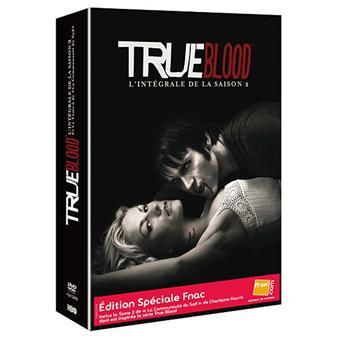 True BloodCoffret intégral de la Saison 2 - Edition Spéciale Fnac