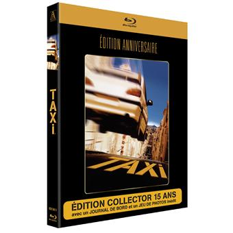 Taxi - Blu-Ray - Edition Collector Limitée