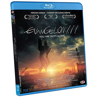 EvangelionEvangelion 1.11 - You are (not) alone - Blu-Ray