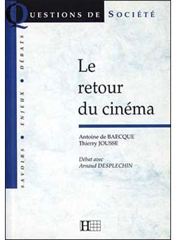 Le retour du cinéma