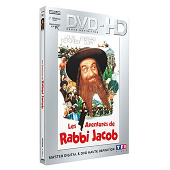 Les Aventures de Rabbi Jacob - DVD Haute-Définition