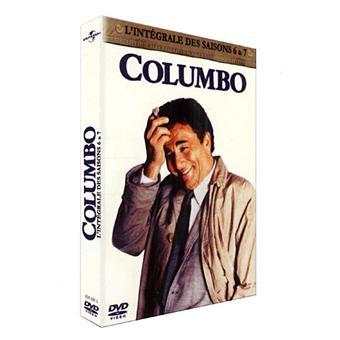 ColumboColumbo - Coffret intégral des Saisons 6 et 7