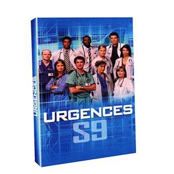 UrgencesUrgences - Coffret intégral de la Saison 9