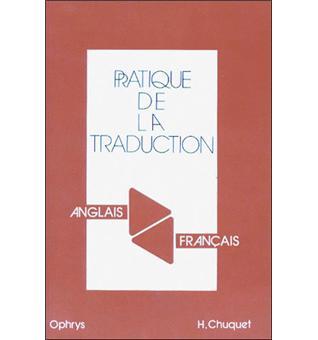Pratique Traduction Anglais Francais
