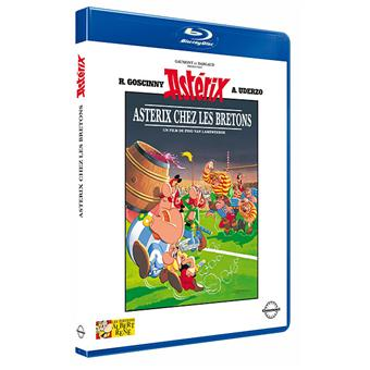 B-ASTERIX CHEZ LES BRETONS-BD+DVD-2 DISC-VF