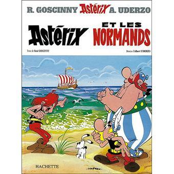 Asterix Tome 9 Tome 9 Asterix Asterix Et Les Normands
