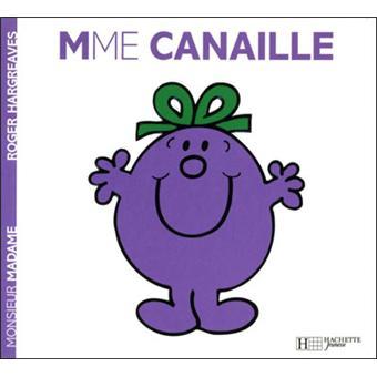 Monsieur MadameMadame Canaille
