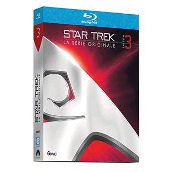 Star TrekStar Trek - Coffret intégral de la Saison 3 - Blu-Ray