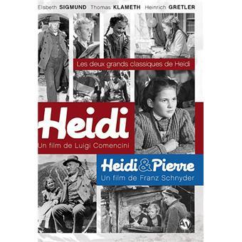 HeidiHeidi - Coffret 2 DVD