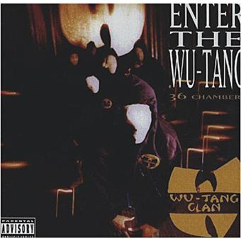 Enter The Wu Tang 36 Chambers Wu Tang Clan Vinyle