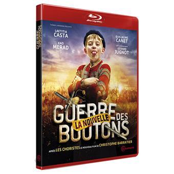 La nouvelle guerre des boutons Edition Collector Blu-ray