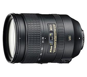 Objectif reflex Nikon AF-S FX VR ED 28 - 300 mm f/35 - 5.6 série G Nikkor