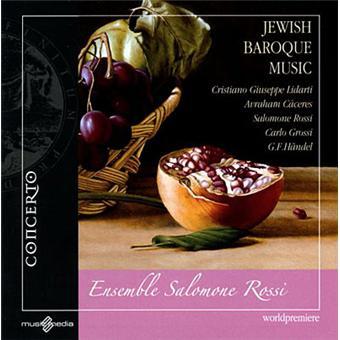 Jüdische Barockmusik