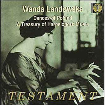 Danses de Pologne : Un trésor de musique pour clavecin