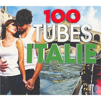 100 tubes italie vari t italienne cd album achat prix fnac. Black Bedroom Furniture Sets. Home Design Ideas