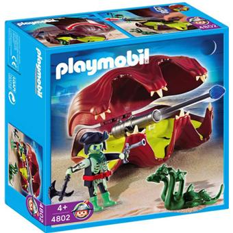 Playmobil 4802 pirate fant me et coquillage canon - Pirate fantome ...