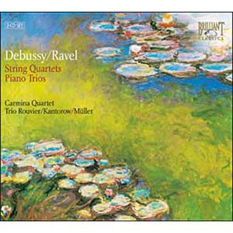 String Quartets/Piano Trios