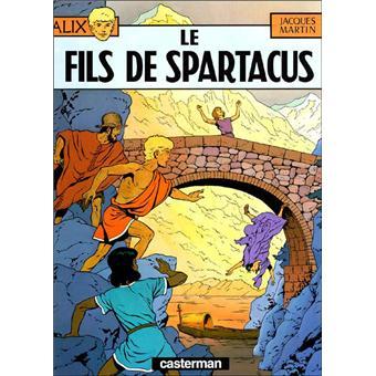 Alix vol12 le fils de spartacus