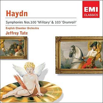 Symphonies N°100 et N°103