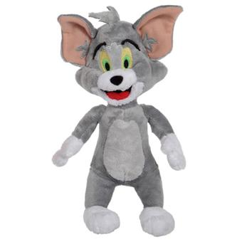 gipsy peluche tom et jerry 20 cm tom le chat - Tom Le Chat