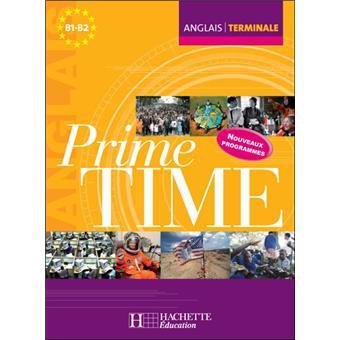 Prime Time Tle Anglais Livre De L Eleve