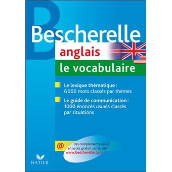 Bescherelle anglais le vocabulaire ouvrage de r f rence sur le lexique anglais cartonn - Vocabulaire anglais vente pret a porter ...