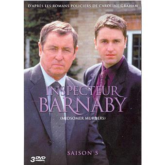 Inspecteur BarnabyInspecteur Barnaby - Coffret intégral de la Saison 5