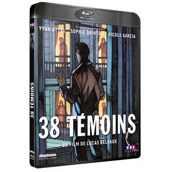 38 témoins - Blu-Ray