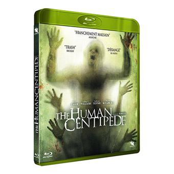 The Human Centipede Blu-ray