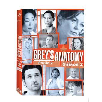 Grey's AnatomyGrey's Anatomy - Coffret de la Saison 2 - Partie 2