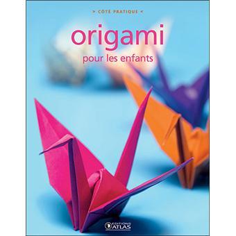 origami pour les enfants broch collectif achat. Black Bedroom Furniture Sets. Home Design Ideas