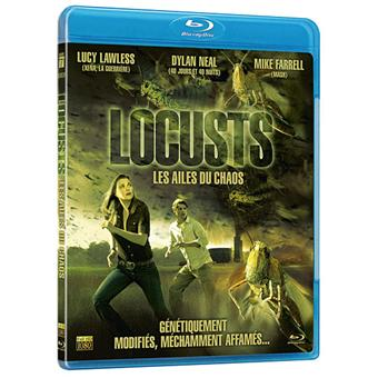 Locusts, les ailes du chaos - Blu-Ray
