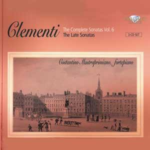 The Complete Sonatas Vol. 6