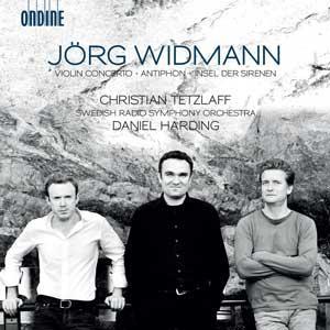 Violin Concerto/ Insel Der Sirenen/ Antiphon