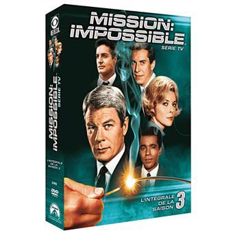 Mission : ImpossibleMission : Impossible - Coffret intégral de la Saison 3
