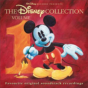 The Disney collection 1 - Version anglaise