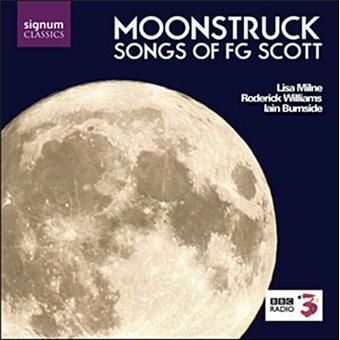 Monstruck , Songs of F.G.Scott