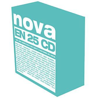 Coffret Nova volume 3