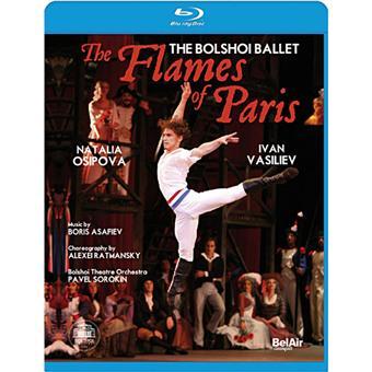 FLAMMES DE PARIS/BOLCHOI